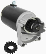 Starter For Briggs Stratton Opposed Twin Cylinder 13-20 Hp Mower Motor Free Ship