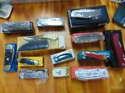 Lot Of Frost New Old Stock Close Out Knives 26 Pieces C8