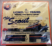 Lionel 6-30127 Ready To Run The Scout Set Mint Sealed In Ob, Shipping Carton
