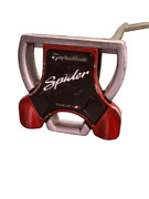 Taylormade Spider Tour Platinum Putter Good Condition Right 35 No Head Cover