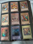 Yugioh Binder Collection Read For Details