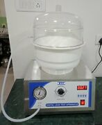 Leak Test Apparatus Digital 6and039and039 Dessicator For Laboratory Free Ship