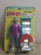 Scooby Doo Collectible Action Figures Funland Robot. Cartoon Network New In Box
