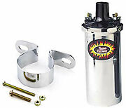 Pertronix 40001k Flame-thrower Coil And Bracket Kit