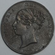 Great Britain 1860 Penny 2054