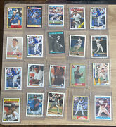 Lot Of 20 Really Good Baseball Cards - Personal Collection- Ready To Be Graded