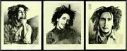 Obey Giant Set Bob Marley 40th Letterpress Signed By Fairey X Morris Le 450