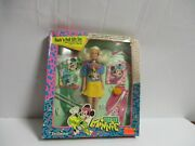 1986 Disney Totally Minnie Mouse Rock N Roll Doll Outfits Set Barbie Unused
