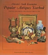 Christie's Popular Antiques Yearbook-trends-prices For Collectors-1988