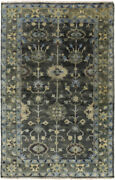 Surya Antique Hand Knotted Area Rug 3and0396 X 5and0396 Atq1008-3656