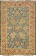 Surya Hillcrest Hand Knotted Area Rug 3and0396 X 5and0396 Hil9026-3656