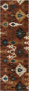 Surya Sur-1011 Surroundings Transitional Global Sienna 9and039 X 13and039 Area Rug