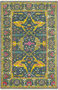 Surya Antique Nz Wool And Viscose 3and0396 X 5and0396 Rectangle Area Rugs Atq1016-3656