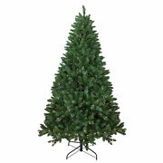 Northlight 9' Twin Lakes Fir Artificial Christmas Tree - Warm White Led Lights