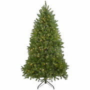 Northlight 9' Northern Pine Full Artificial Christmas Tree - Clear Led Lights