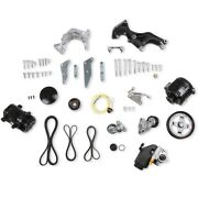 Holley 20-162bk Ls Complete Accessory Drive Kit Gm Ls-series Engines Low Mount B