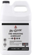 Ru-glyde Tire Mounting And Rubber Lubricant, Bottle, 1 Gal