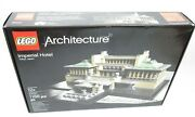Imperial Hotel Tokyo Japan Architecture Series 21017 New In Box Lego Legos