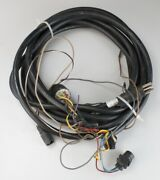 816625a20 Mercury 20and039 8 Prong External Wiring Harness And Switch - No Key Oem