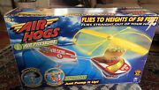 Air Hogs Sky Commander Helicopter Rescue Red 2003 Nib