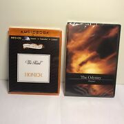 The Illiad And The Odyssey By Homer Audiobooks Cd John Lescault And Samuel Butler