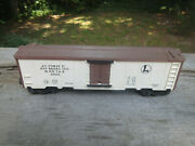 Vintage Lionel Automatic Refrigerated Milk Car 36621 Missing Doors