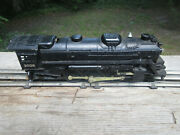 Vintage Lionel 027 Locomotive 2026 Steam Engine And Coal Car Tender See All Pics