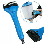 Swimming Pool Filter Cleaner Cartridge Cleaning Jets Water Tools Durable Brush