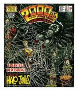 2000ad Progs 451 - 466 Halo Jones Book 3 Alan Moore All 16 Set. Awesome '