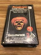Halloween 2 Vhs Australian Roadshow Home Video Rare And Hard To Find