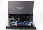 Bbr Mclaren Senna Victory Grey 112 Le 10pc Large Carbrand Newvery Nice