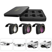 1 Set Nd Filter Oilproof Mini Quadcopter Filter Lens Compatible With Mavic Mini
