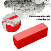 Coin Appraisal Storage Box Pcgs Without 20 Rating Capsule Collection Holder