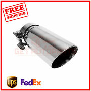 Magnaflow Exhaust Tail Pipe Tips - Clamp-on Mag35210 High Quality Best Power