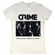 Crime Hot Wire My Heart Womenand039s T-shirt