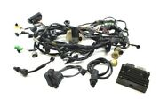 2009 Honda Rancher 420 Es Main Wire Harness With Ignition Switch And Regulator