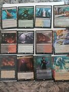 Magic The Gathering Lot- Entire Collection- Over 400 Worth Of Rares And Mythics