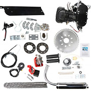 Niome 100cc 2-stroke Bicycle Gasoline Engine Air-cooled Motor Kit For Motorized