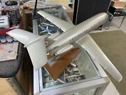 Vintage 1960s 1/50 Scale Pacmin Bac One Eleven Airline Display Model N5050