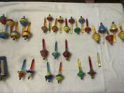 Vintage Bubble Lights Multiple Makers 33 In Total Most Working