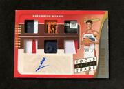 Nba 2019 20 Absolue Tools Of The Trade Rui Hachimura Rookie Autograph Card