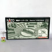 Kato N Scale 20-283 Unitrack Electric Turntable New In Stock Fedex From Japan