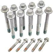 Jegs 83412 Cylinder Head Bolt Kit 2004-up Gm Ls Engines Oe-style Torque-to-yield