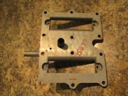 Johnson Evinrude Reed Plate Assy 5005279 2004-2009 40-300 Hp