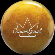 Brunswick Gold Crown Jewel Bowling Ball Preorder For 7/27/21