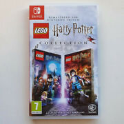 Lego Harry Potter Collection Remastered Nintendo Switch Fr/nl Vers. Used Warner