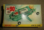 Anderson Joe 90 Car Vg Condition Dealer Stand 102 Dinky Box Vintage Complete