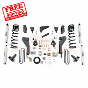Zone 8 F And R Suspension Lift Kit Fits Dodge Ram 2500 4wd Diesel 2003-2007