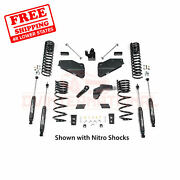 Zone 5.5 Front And Rear Suspension Lift Kit For Ram Ram 2500 4wd Gas 2014-2018