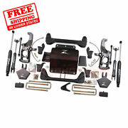 Zone 5 F And R Suspension Lift Kit Fits Chevy 3500hd Pickup 2wd/4wd 2011-2019